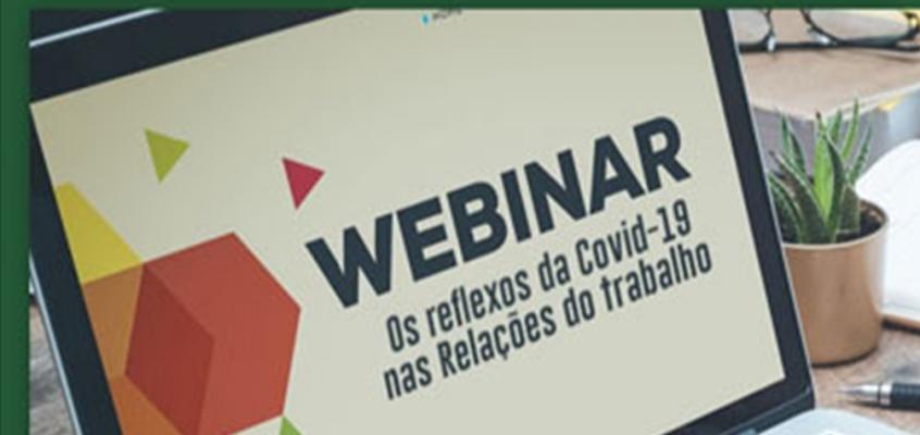 Covid-19: Inscreva-se para o 5º Webinar Ibracon Talks: Os reflexos da Covid-19 nas Relações do Trabalho