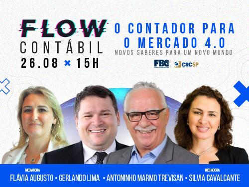 Flow Contábil: o Contador para o Mercado 4.0 – Novos Saberes para um Novo Mundo