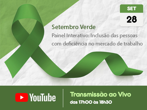 Transmissão Web ao Vivo – Canal YouTube