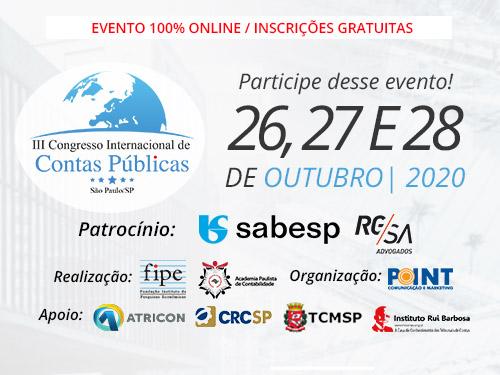 III Congresso Internacional de Contas Públicas