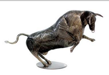 CRCSP inaugura nova exposição com esculturas de metal
