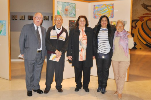 """""""Fragmentos Cromáticos no Infinito"""" é a nova exposição no Espaço Cultural CRCSP"""