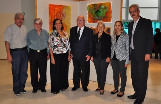 CRCSP inaugura exposição da artista Cida Katsurayama