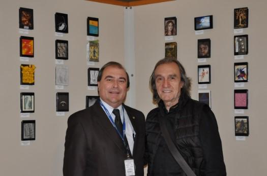 CRCSP recebe exposição com 200 artistas