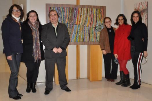 Espaço Cultural CRCSP recebe exposição de mosaicos