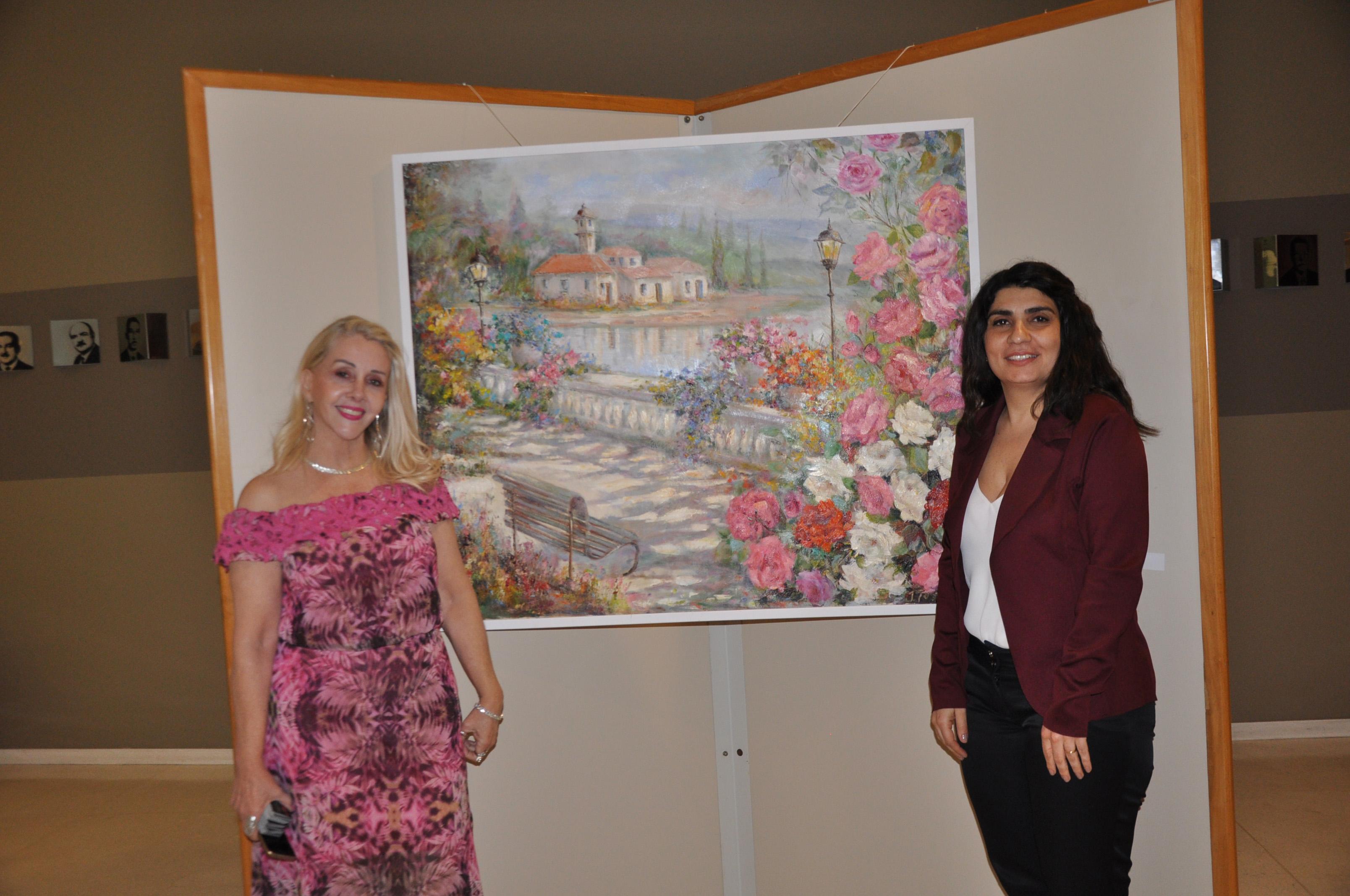 Inaugurada exposição da artista Irani Tomazella no CRCSP