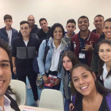 Conselheiro do CRCSP apresenta a profissão contábil a estudantes de São Paulo