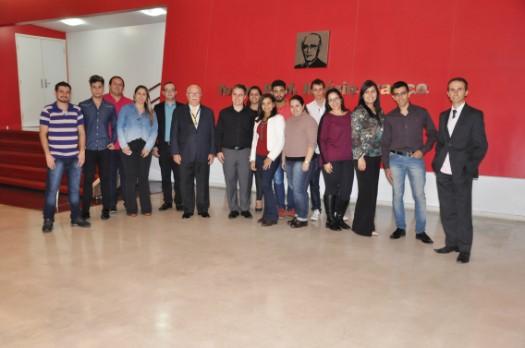 CRCSP recebe visitantes de Botucatu