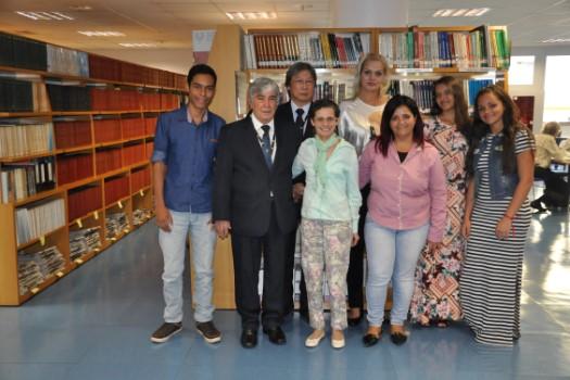 Estudantes de Itapevi conhecem a profissão