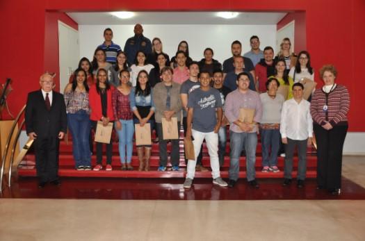 Faculdade de São José do Rio Preto visita o CRCSP
