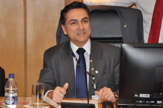 Presidente do CRCSP dá as boas-vindas a estudantes de Ribeirão Preto