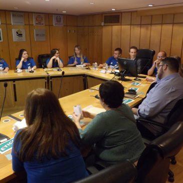 CRCSP recebe estudantes paulistas e gaúchos em sua sede