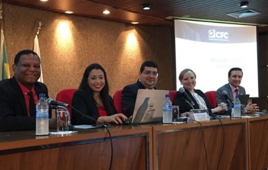 Jovens Lideranças: comissão nacional e representantes estaduais reúnem-se no CFC