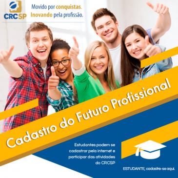 FUTURO PROFISSIONAL – FAÇA SEU CADASTRO!