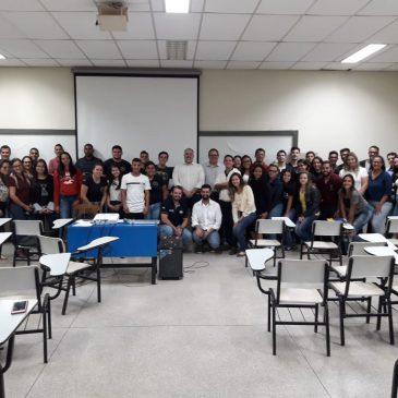 Palestra para alunos do curso de Ciências Contábeis – Instituto Educacional de Assis – IEDA