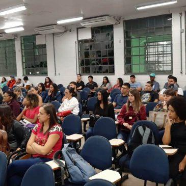 Palestra na Instituição de Ensino: Faculdade Anhanguera de Campinas