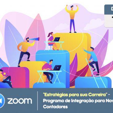 Estratégias para sua Carreira: Programa de Integração para Novos Contadores