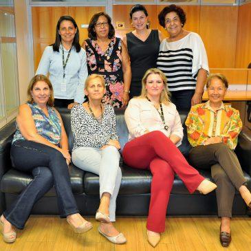 Conheça a Comissão da Mulher – gestão 2016-2017