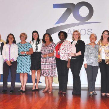 Presença feminina no mercado de trabalho é tema de palestra no CRCSP