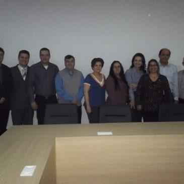 Vice-presidente Neusa reúne-se com delegados da região de Sorocaba