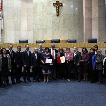 Escritório de conselheiras do CRCSP é homenageado pela Câmara Municipal de São Paulo