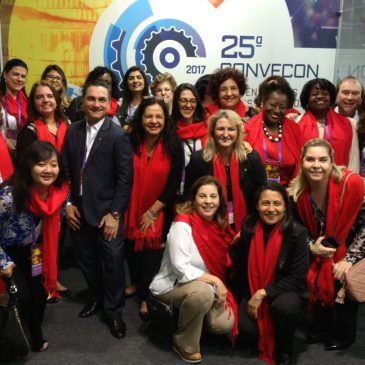 Profissionais do CRCSP marcam presença na XVI Convenção de Contabilidade do Rio Grande do Sul e XI Encontro Nacional da Mulher Contabilista