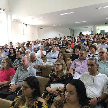 CRCSP promove palestra sobre Reforma Trabalhista com apoio da delegada de Campinas