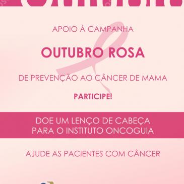 O CRCSP, por meio da Comissão CRCSP Mulher, adere à campanha Outubro Rosa