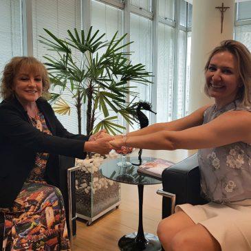 CRCSP fortalece representatividade na Câmara Municipal com apoio da vereadora Edir Sales