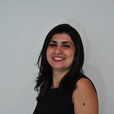 Nova Vice-Presidência de Registro conta com a determinação de Cibele Pereira Costa