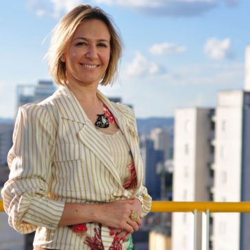 Eleita para a gestão 2018-2019, a presidente Marcia Ruiz Alcazar conta seus planos para o CRCSP