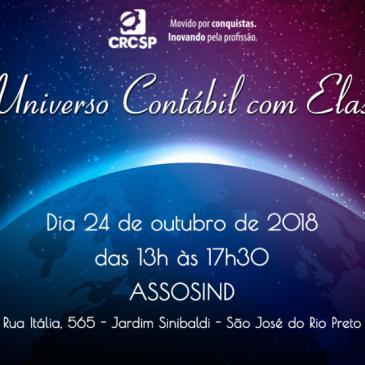 Universo Contábil com Elas – 24/10/2018