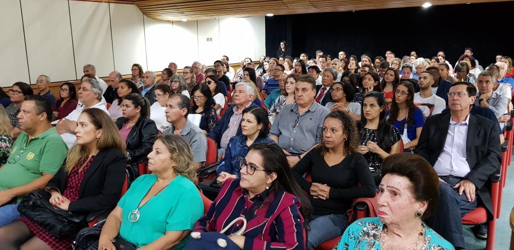 CRCSP realiza talk show Universo Contábil com Elas, com palestras e homenagens às profissionais com mais tempo de registro