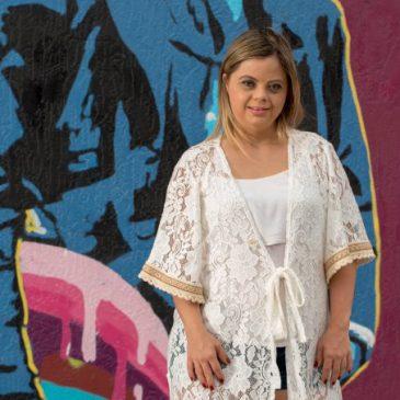Atriz e ativista com Síndrome de Down luta pela visibilidade e inclusão