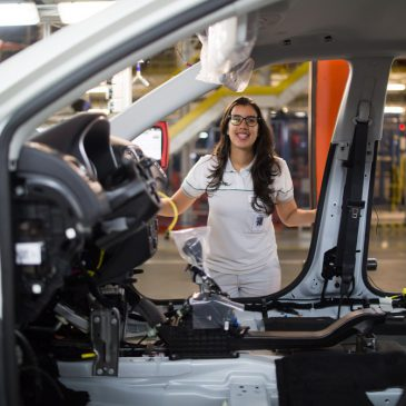 Fiat Chrysler terá mulher comandando fábrica pela primeira vez na América Latina