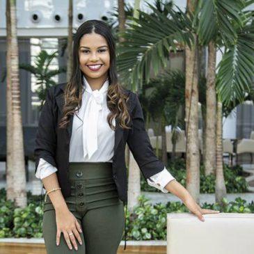 Esta estudante de 19 anos virou CEO de multinacional por um mês