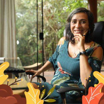 Conheça Ane Alencar, mulher pioneira no combate ao fogo na Amazônia