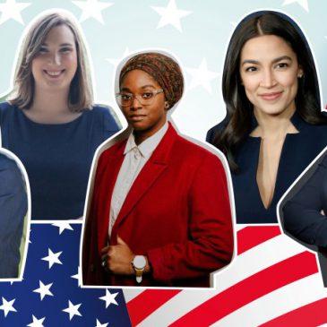 Estas vitórias femininas nas eleições dos EUA são símbolos de progresso