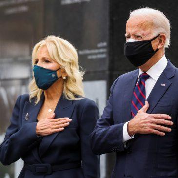 Doutora Jill Biden', sim senhor