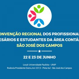 Convenção de Contabilidade em São José dos Campos