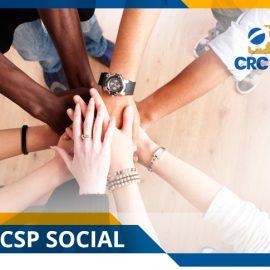 O CRCSP, por meio da Comissão de Projetos Sociais, convida você a participar da seguinte atividade: Gestão Profissional no Terceiro Setor